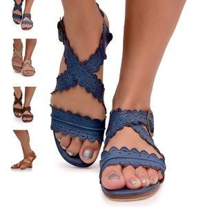 Shoes - Leather Bali ELF sandals